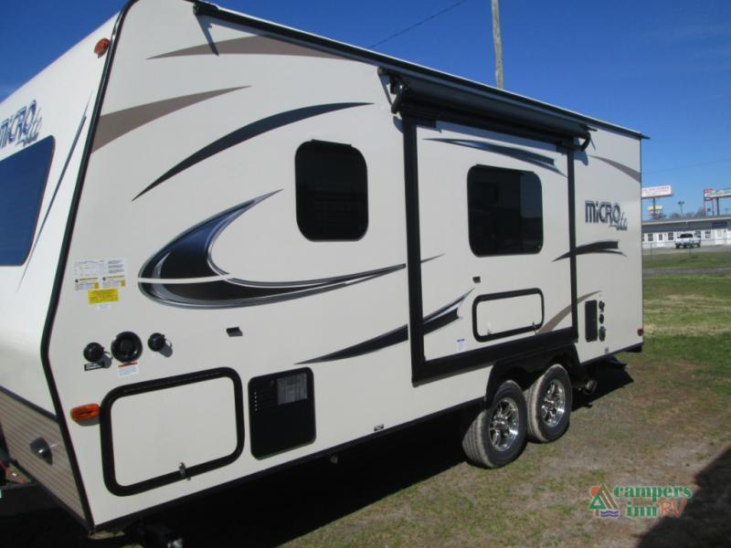 2018 Forest River Rv Flagstaff Micro Lite 21FBRS