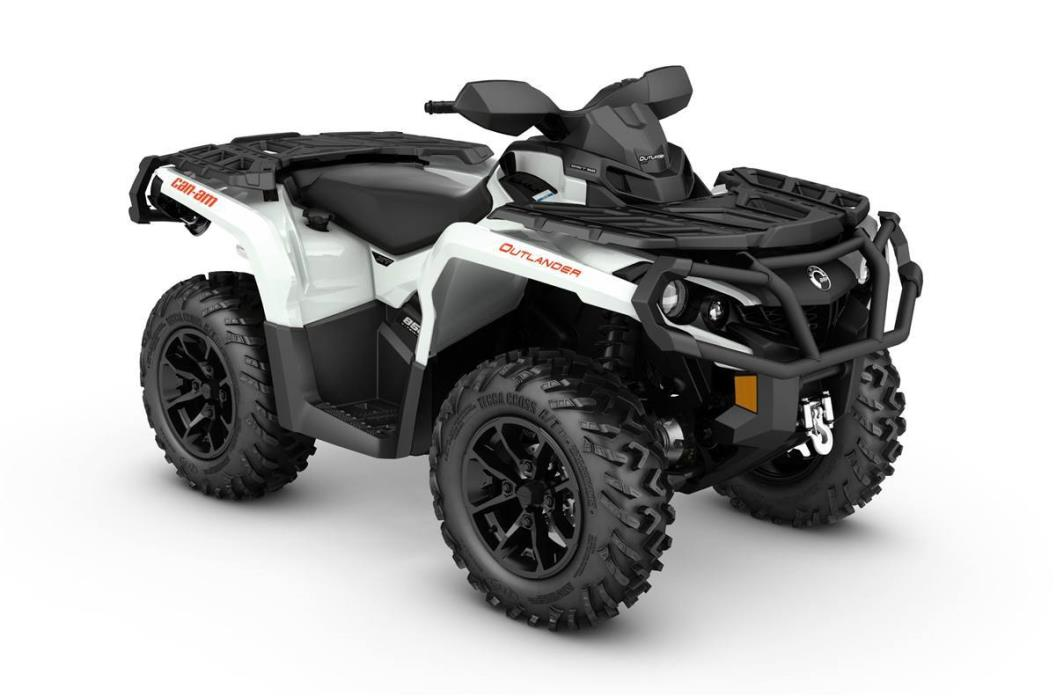 2017 Can-Am OUTLANDER XT 850 EFI