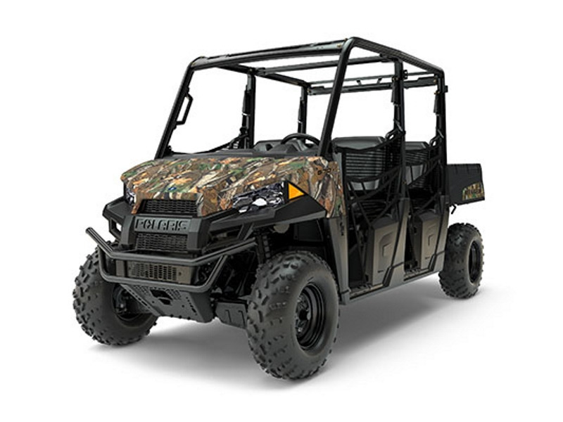 2017 Polaris RANGER CREW 570-4 Polaris Pursuit Camo