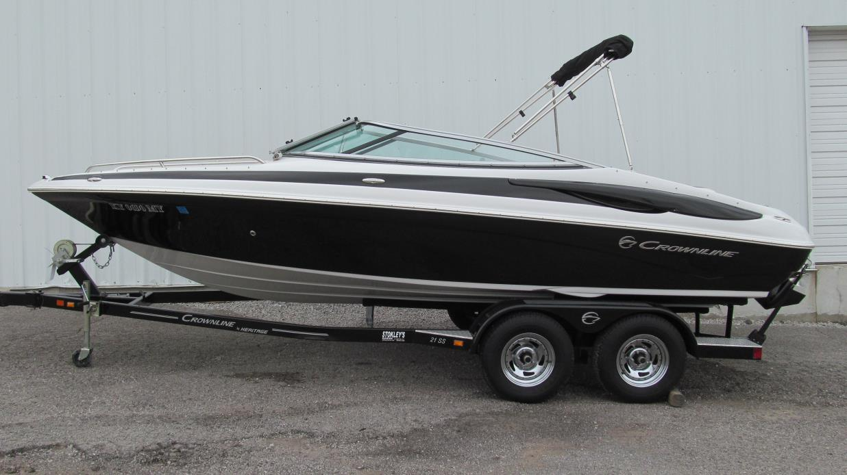 2013 Crownline 21SS