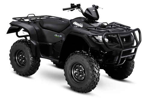 2017 Suzuki KingQuad 750AXi Power Steering Special Edition with Ru
