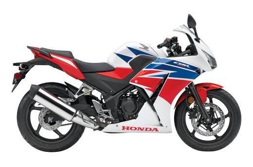 2015 Honda CBR300R CBR 300RF