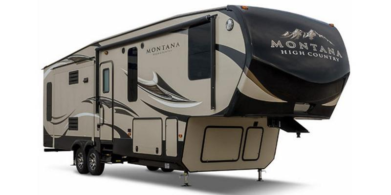 2017 Keystone Montana High Country 370BR