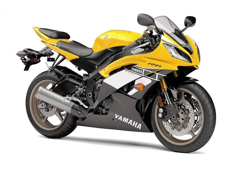 2016 Yamaha YZF-R6 60th Anniversary