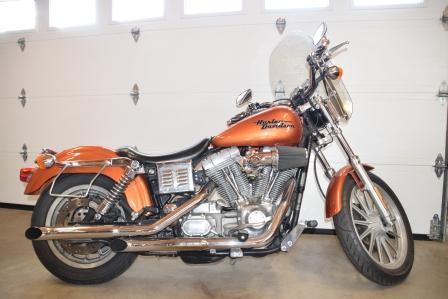 2000 Harley-Davidson SUPER GLIDE