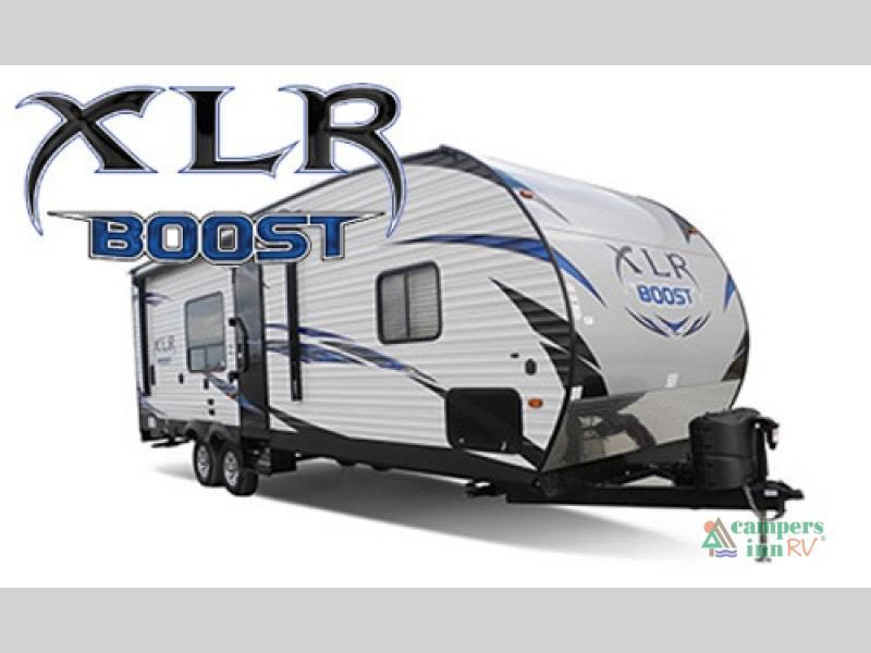 2018 Forest River Rv XLR Boost 27QB