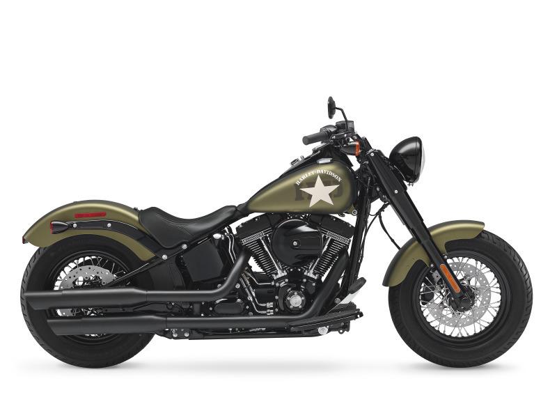 2017 Harley-Davidson FLSS - Softail Slim S