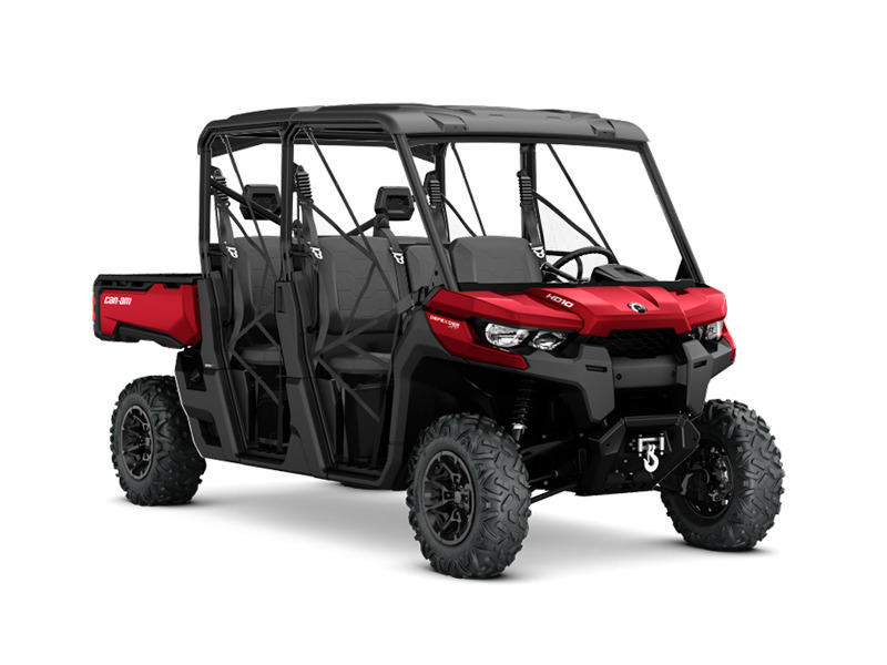 2017 Can-Am Defender MAX XT HD10