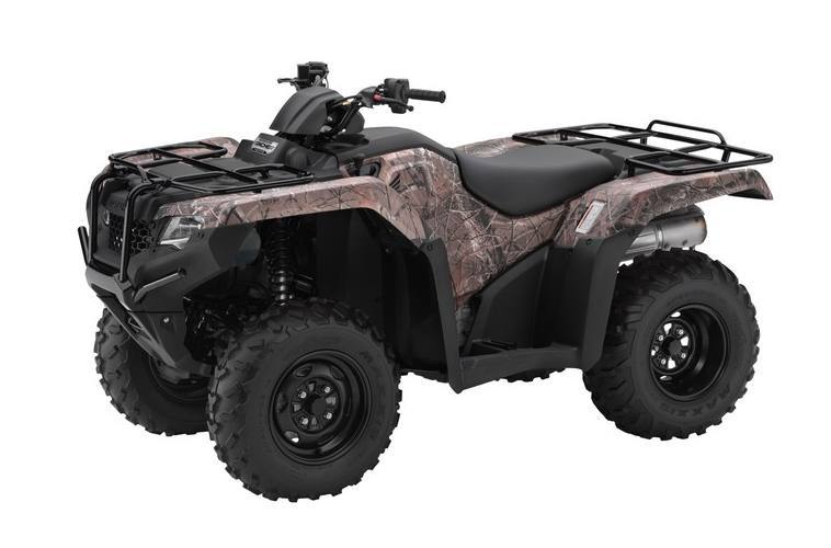 2017 Honda FOURTRAX RANCHER 4X4 EPS
