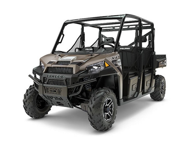 2017 Polaris RANGER CREW XP 1000 EPS Nara Bronze