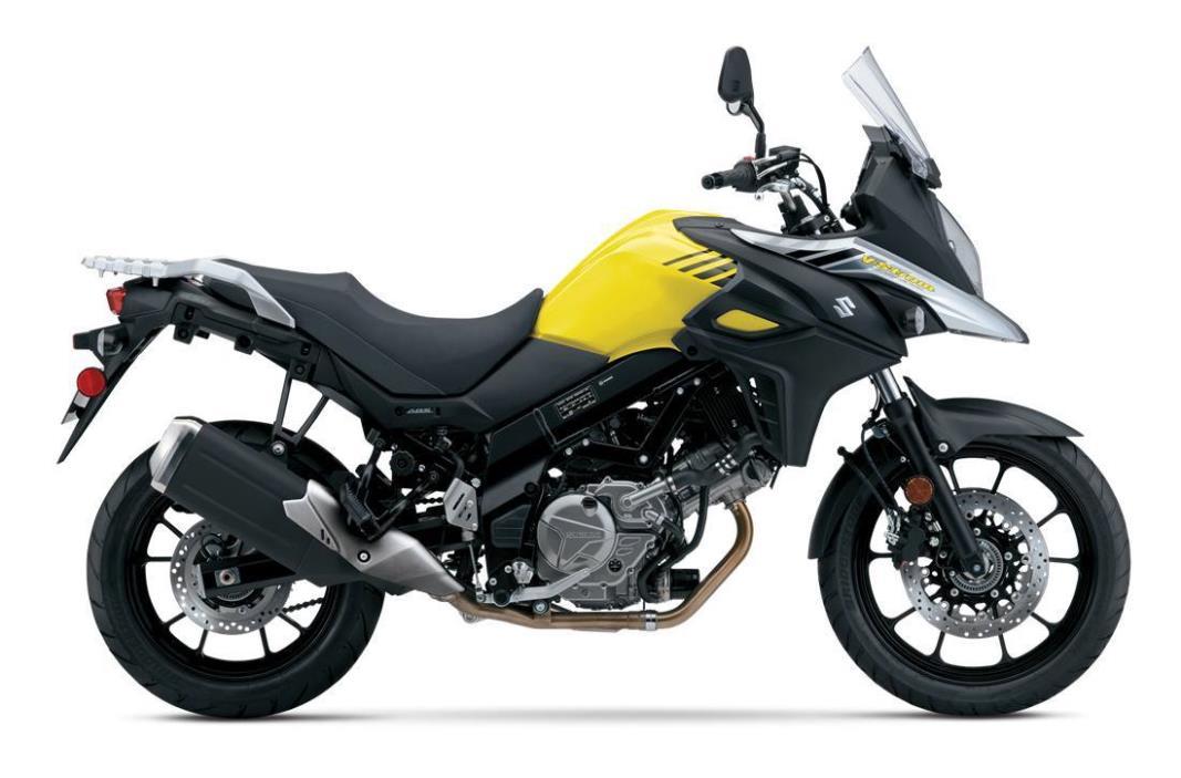 2017 Suzuki V-STROM 650 ABS
