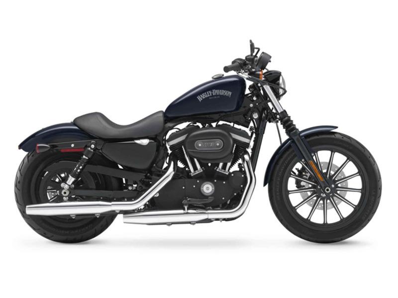 2012 Harley-Davidson XL883N - Sportster Iron 883