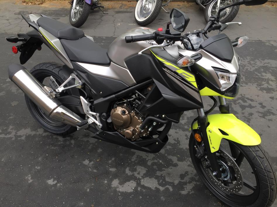2017 Honda CB300FAH