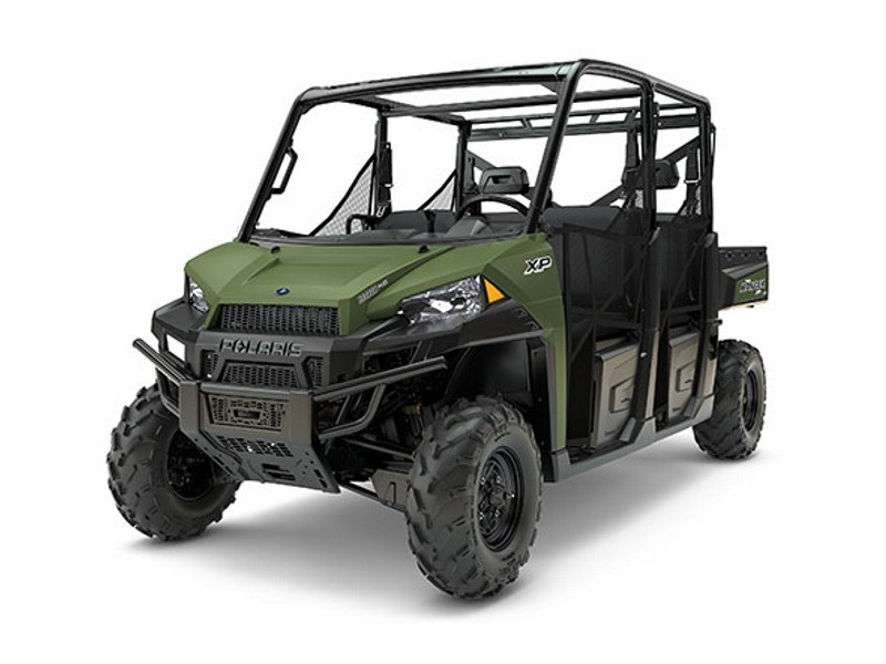 2017 Polaris RANGER CREW XP 900 Sage Green