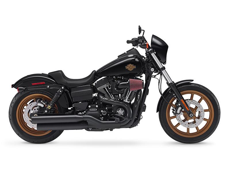 2016 Harley-Davidson FXDLS - Low Rider S
