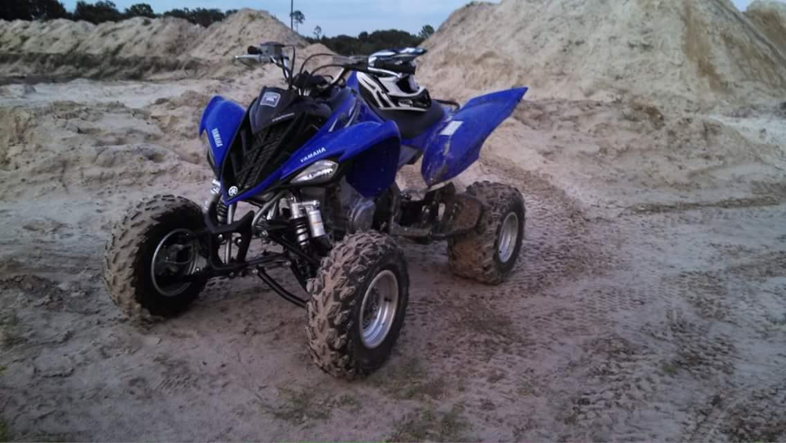 2011 Yamaha RAPTOR 700