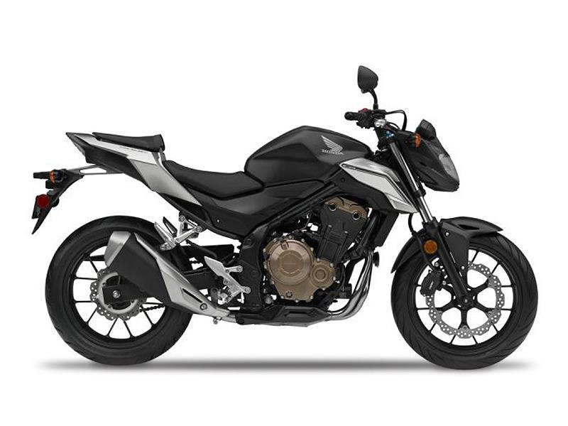 2016 Honda CB500F ABS