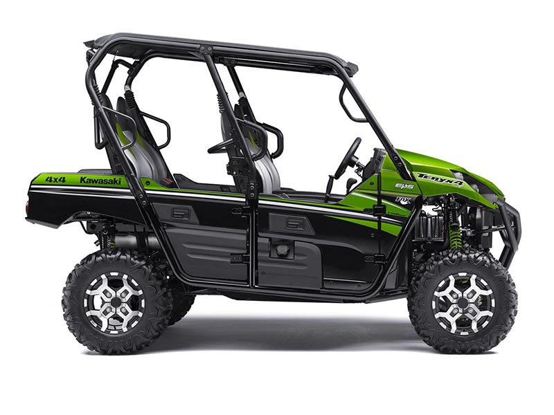 2016 Kawasaki Teryx4 LE