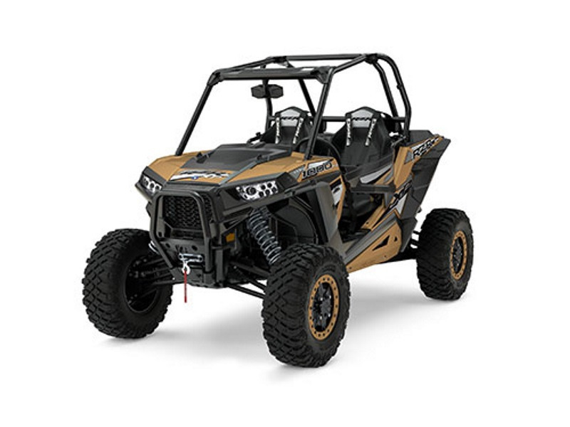 2017 Polaris RZR XP 1000 EPS Gold Metallic