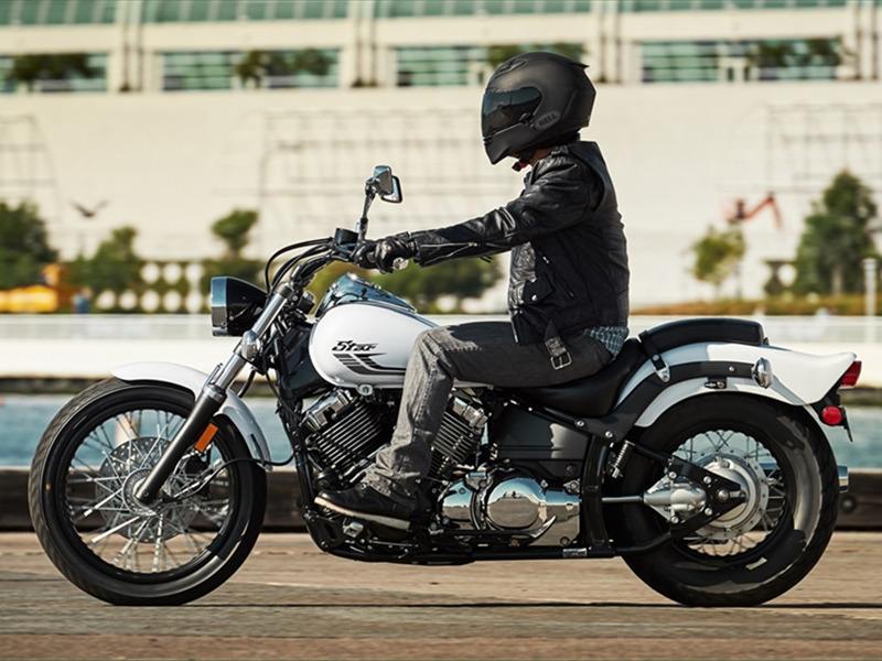 2016 Yamaha V Star 650 Custom