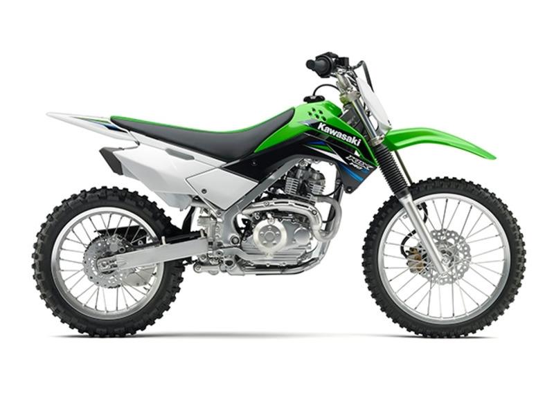 2014 Kawasaki KLX 140 L