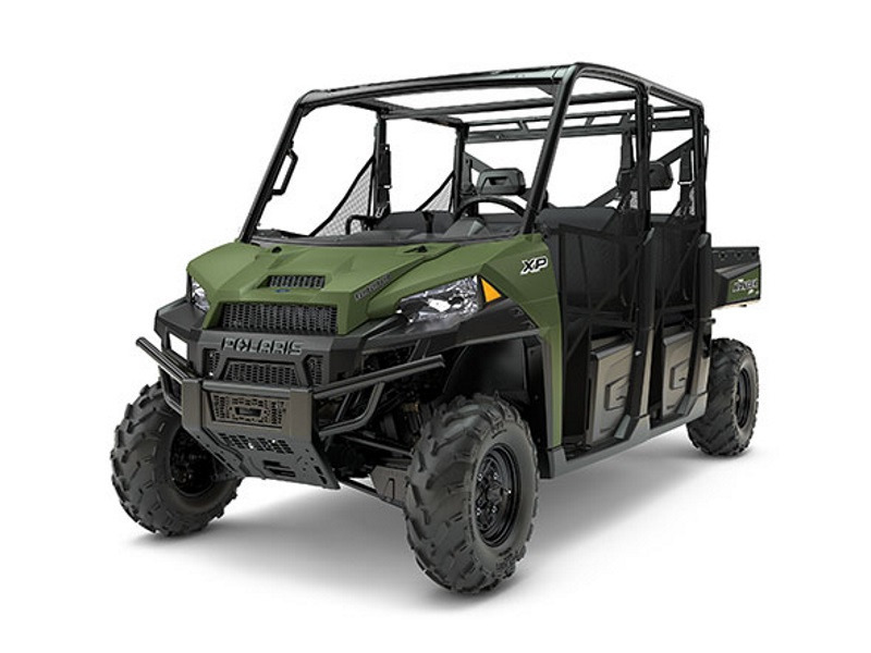 2017 Polaris RANGER CREW XP 1000 Sage Green