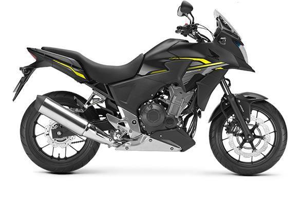 2015 Honda CB 500X