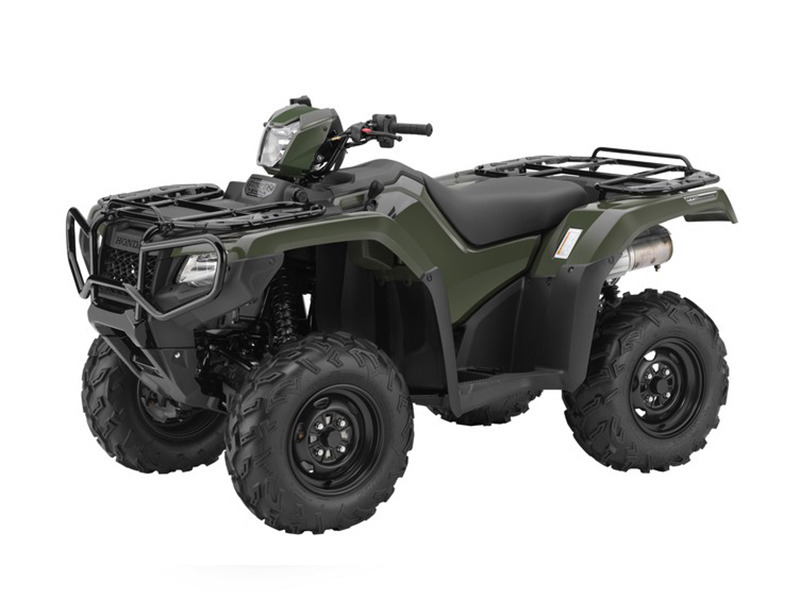2017 Honda FourTrax Foreman Rubicon 4x4 Automatic DCT