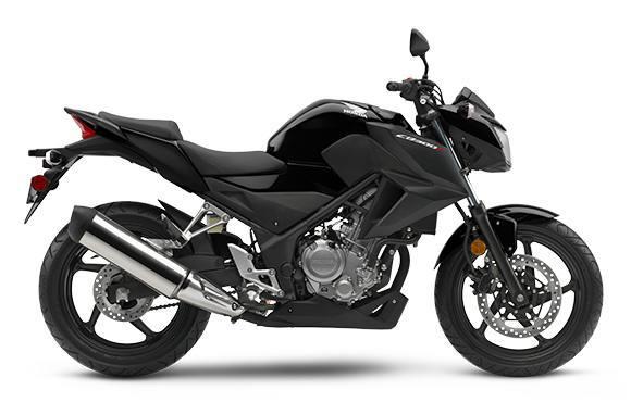 2017 Honda CB300FH