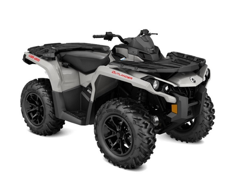 2017 Can-Am Outlander DPS 1000R