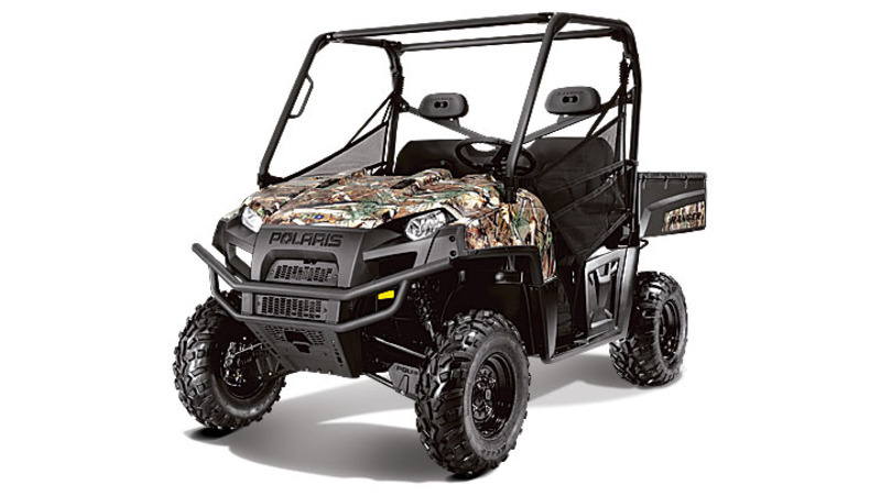 2012 Polaris Ranger XP 800