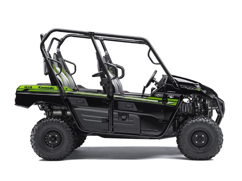 2017 Kawasaki Teryx4