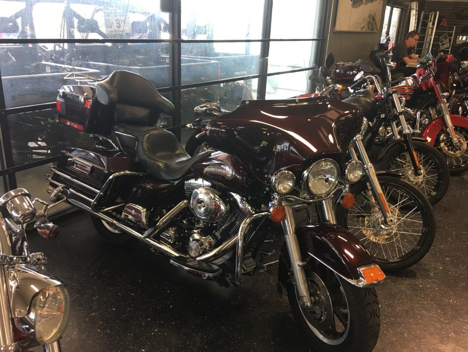 2005 Harley-Davidson FLHTCI Electra Glide Classic