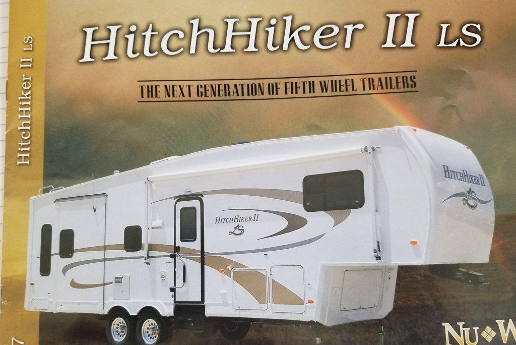 2007 Nuwa HITCHHIKER II LS 32.5LKSBG, 1