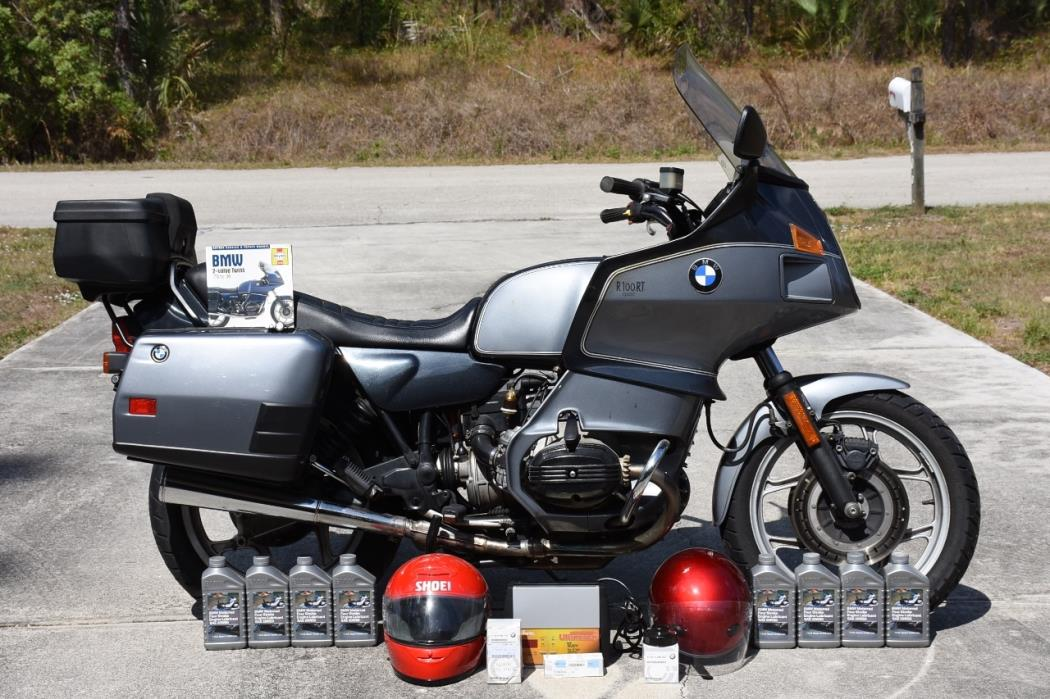 1995 Bmw R100rt Motorcycles for sale