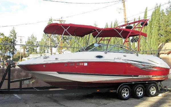 2005 Monterey 263 EX Explorer
