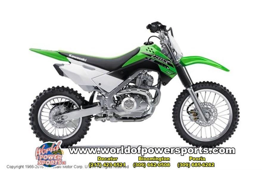 2016 Kawasaki KLX140AGF KLX 140
