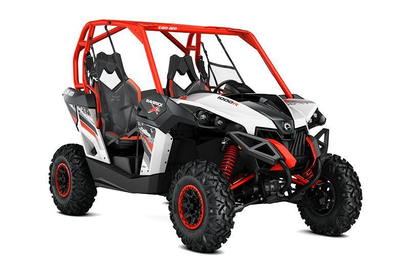 2016 Can-Am MAVERICK 1000 XXC