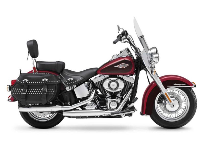 2012 Harley-Davidson FLSTC - Heritage Softail Classic