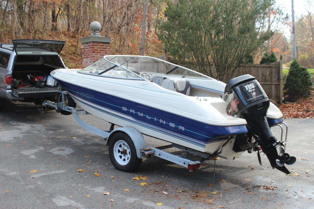 1994 Bayliner CAPRI & Bayliner Capri boats for sale in Pennsylvania