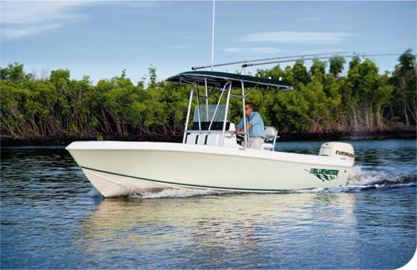 2017 Bluewater 2150 Center Console