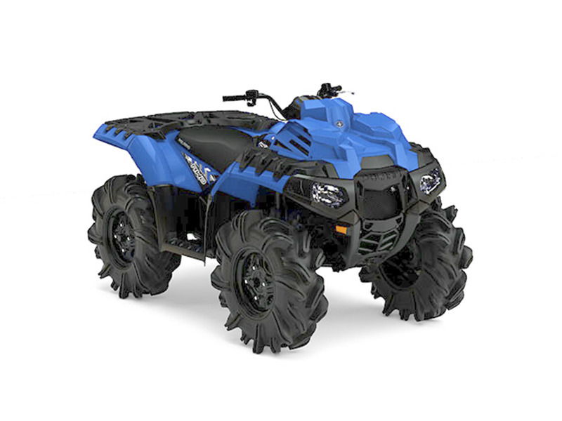2017 Polaris Sportsman 850 High Lifter Edition Velocity Blue