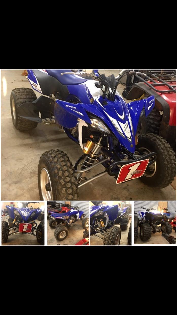 2010 Yamaha 450 BILLX