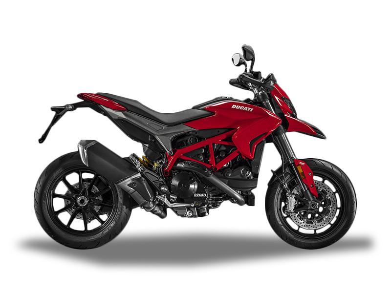 2017 Ducati Hypermotard 939 Red