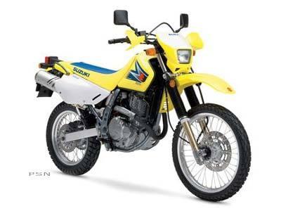 2006 Suzuki DR650SE