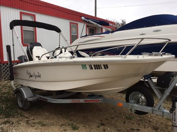 2012 Boston Whaler 130 Super Sport