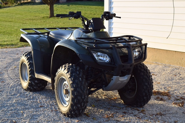 2007 Honda FOURTRAX RECON 2X4 ES