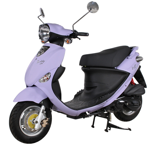2016 Genuine Scooter Company BUDDY 125