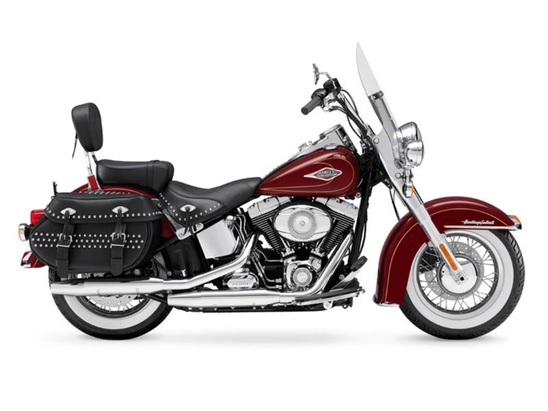 2010 Harley-Davidson FLSTC - Heritage Softail Classic