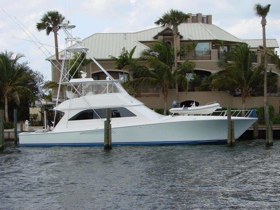 2004 Viking 65' Convertible
